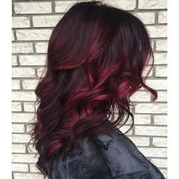 A hajfesték színének kiválasztása
