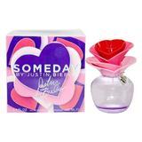 Női parfüm/Eau de Parfum Justin Bieber Someday, 100ml