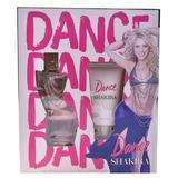 Ajándékcsomag Shakira Dance, női - Parfümvíz 50ml, Testápoló 50ml