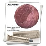 Tartós Hajfesték - Alfaparf Milano Evolution of the Color árnyalat 9MRC Metallic Rose Copper Biondo Chiarissimo