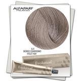 Tartós Hajfesték - Alfaparf Milano Evolution of the Color árnyalat 9.21 Biondo Chiarissimo Violet Ash