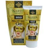 Ránctalanító Peel-Off Arcmaszk Arannyal és Q10 Koenzimmel Gold Narsya Beauty Arsy Cosmetics, 100ml