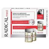 Hajhullás Elleni Kezelő Ampulla Nőknek - Farmona Radical Med Anti Hair Loss Ampoule Treatment for Women, 15 x 5ml