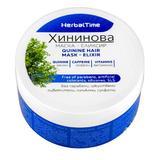 Elixír Hajmaszk Kininnel Herbal Time, Rosa Impex, 200ml