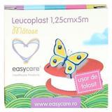 Selyem Leokoplaszt Easy Care, 1.25cm x 5m