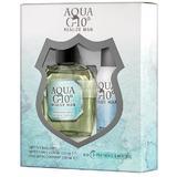 Férfi ajándékcsomag Aqua G10 Florgarden - Borotválkozás utáni arcszesz 100ml + Dezodor Parfüm 100ml