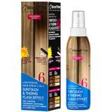 2 az 1-ben Hajvilágosító Spray Suntouch és Thermo Flash Blond Time Rosa Impex nr. 6, 200ml