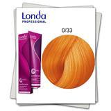Permanens hajfesték Mixton - Londa Professional árnyalat 0/33 Intenzív arany keverék