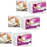 Csomag 3 x Egyszer Használatos Törölközők  - Beautyfor Disposable Towels, AIRLAID, 40cm x 70cm, 100 db.