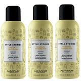Hővédő Hajspray Csomag, 3 db.  - Alfaparf Milano Style Stories Thermal Protector, 200ml