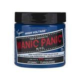 Féltartós Direkt Hajfesték - Manic Panic Classic, árnyalat Atomic Turquoise 118 ml