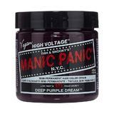 Féltartós Direkt Hajfesték - Manic Panic Classic, árnyalat Deep Purple Dream 118 ml