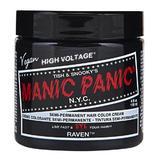 Féltartós Direkt Hajfesték - Manic Panic Classic, árnyalat Raven 118 ml