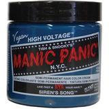 Féltartós Direkt Hajfesték - Manic Panic Classic, árnyalat Siren's Song 118 ml
