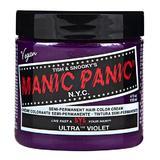 Féltartós Direkt Hajfesték - Manic Panic Classic, árnyalat Ultra Violet 118 ml