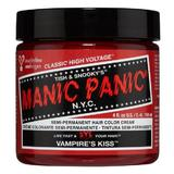 Féltartós Direkt Hajfesték - Manic Panic Classic, árnyalat Vampire's Kiss 118 ml