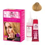 SÉRÜLT TERMÉK – Tartós Hajfesték - Kallos Glow Long Lasting Cream Hair Colour Árnyalata 930 Arany Szőke