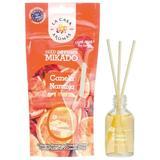 Szobaparfüm Doypack Fahéj és Narancs Illattal Mikado, 30 ml