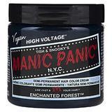 Féltartós Direkt Hajfesték - Manic Panic Classic, árnyalat Enchanted Forest 118 ml