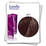Permanens hajfesék - Londa Professional árnyalat 5/77 világos gesztenye intenzív barna