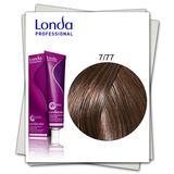 Permanens hajfesték - Londa Professional árnyalat 7/77 intenzív barna közép szőke