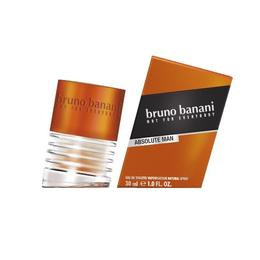 Férfi parfümEau de Toilette Bruno Banani Absolute Man, 30ml